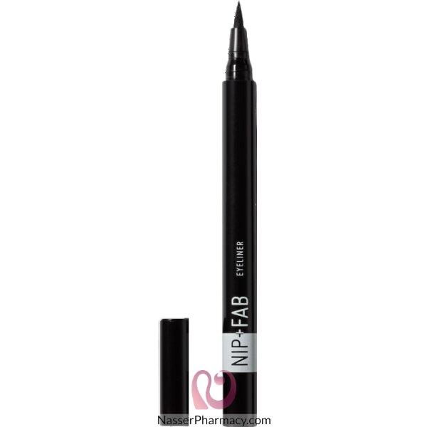 Nip + Fab  Eyeliner Black 01