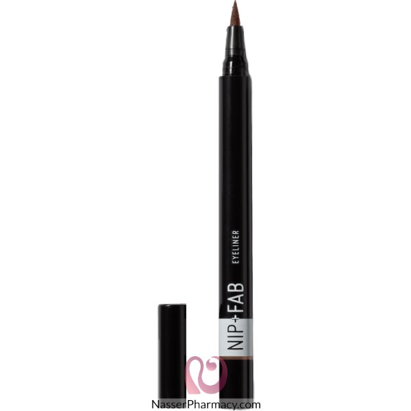 Nip + Fab  Eyeliner Brown 02