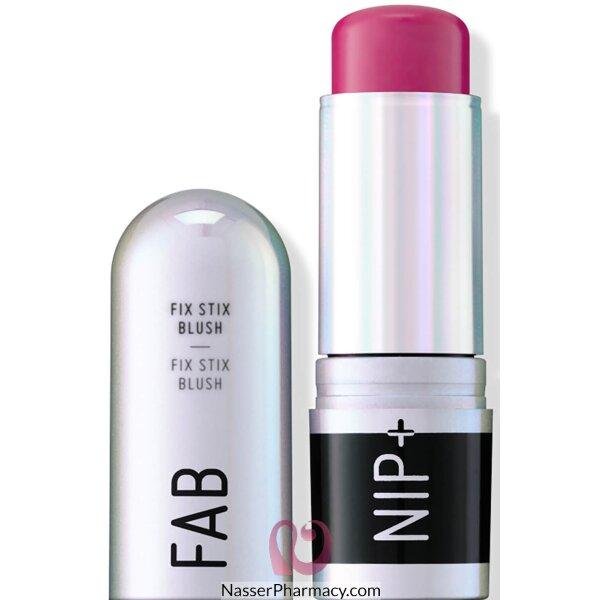 Nip + Fab Fix Stix Blush  Pink Wink, 14 Gm