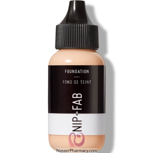 Nip + Fab Foundation #05, 30ml