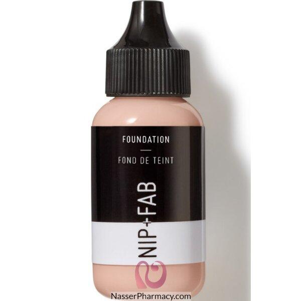 Nip + Fab Foundation  #10 30ml