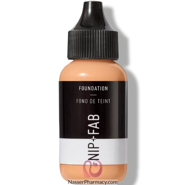 Nip + Fab Foundation #25, 30ml