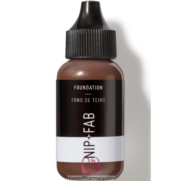 Nip + Fab Foundation  Dark Mixer 55, 30ml