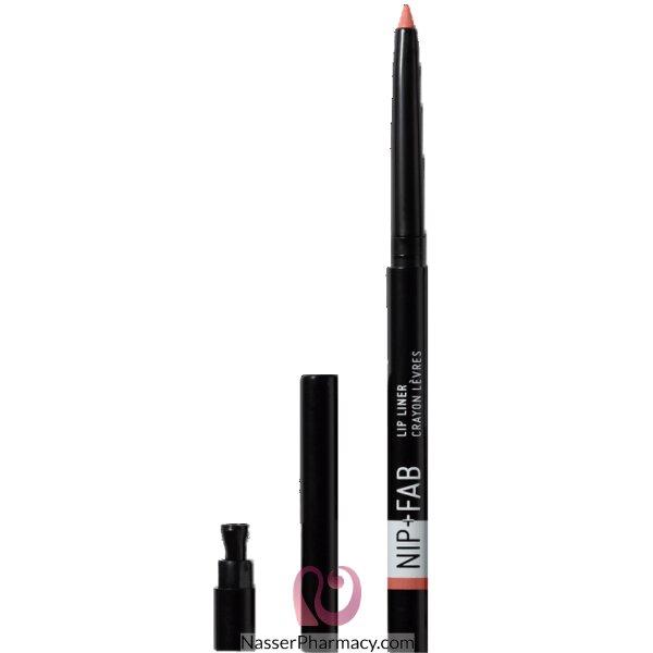 Nip + Fab Lip Liner Caramel 03