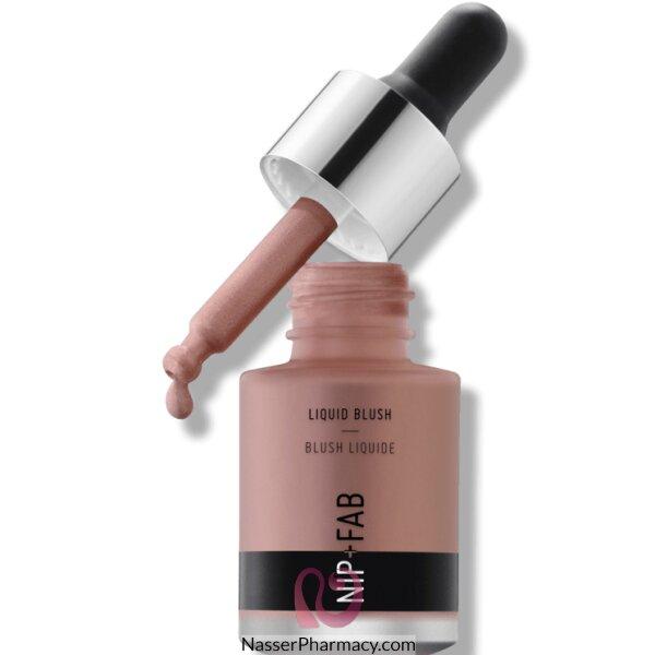 Nip + Fab  Liquid Blush Sunset Glow 02 15ml