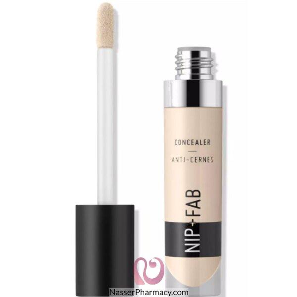 Nip + Fab Liquid Concealer  01, 7 Ml