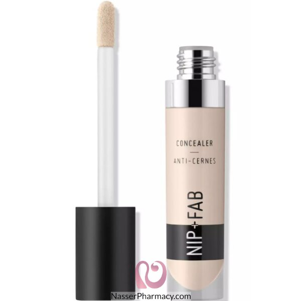 Nip + Fab Liquid Concealer  02, 7ml