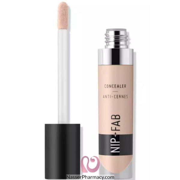 Nip + Fab Liquid Concealer 04, 7ml