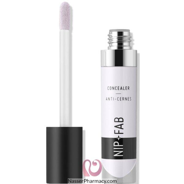 Nip + Fab Liquid Concealer  White, 7ml