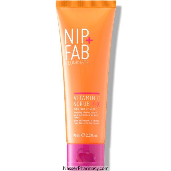 Nip + Fab Vitamin C  Scrub 75ml