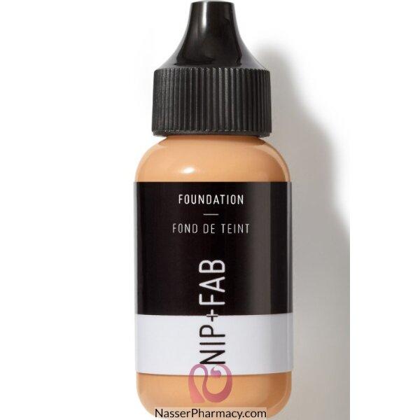 Nnip + Fab Foundation #35 30ml