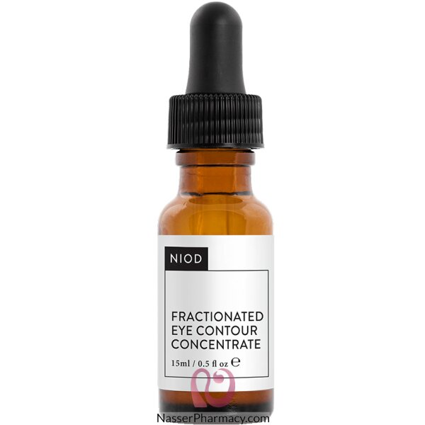 Niod  Fractionated Eye Contour Concentrate 15 Ml