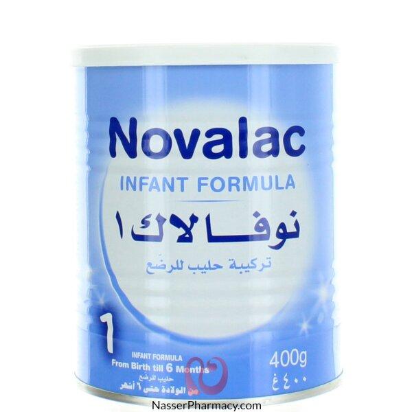 نوفالاك (novalac)  1 400 جرام - حليب أطفال