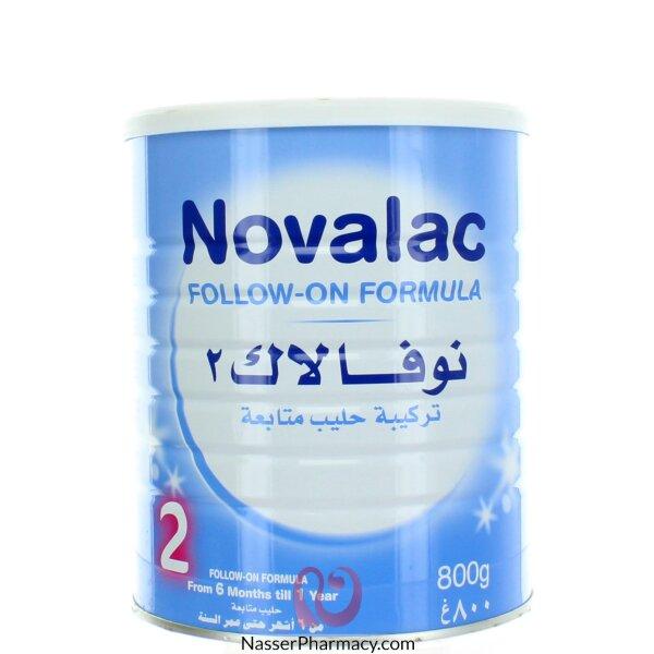 Novalac 2 800gm