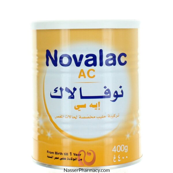 Novalac Anti Colic - (ac) 400gm