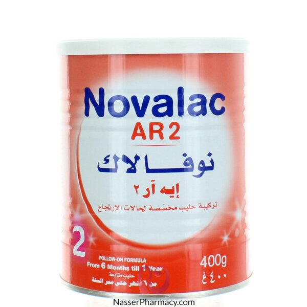 Novalac Ar2  ( Anti Reflux ) 400gm