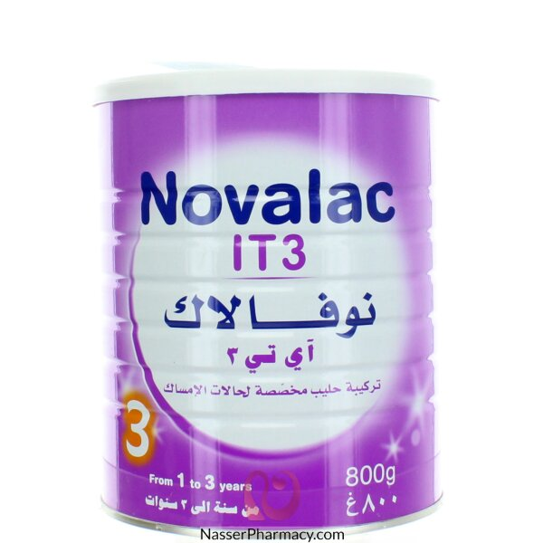 Novalac It 3 (improved Transit) 800g