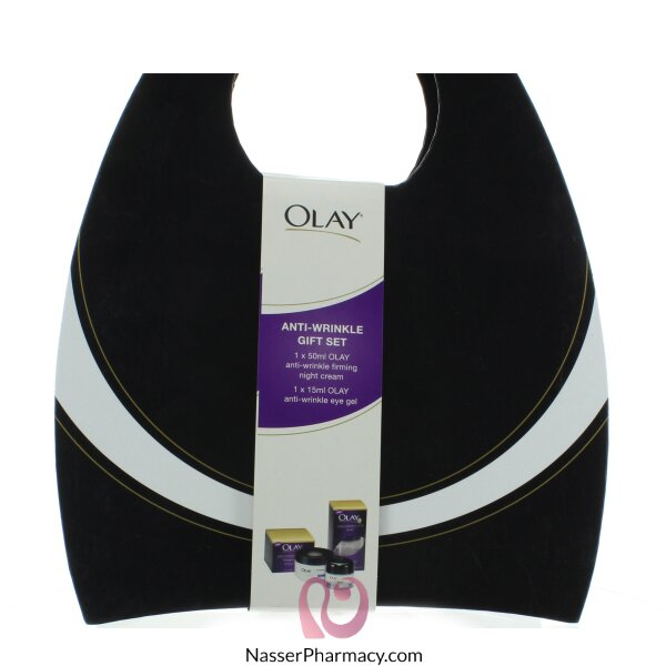 Olay Anti Wrinkle Gift Set Eye & Skin