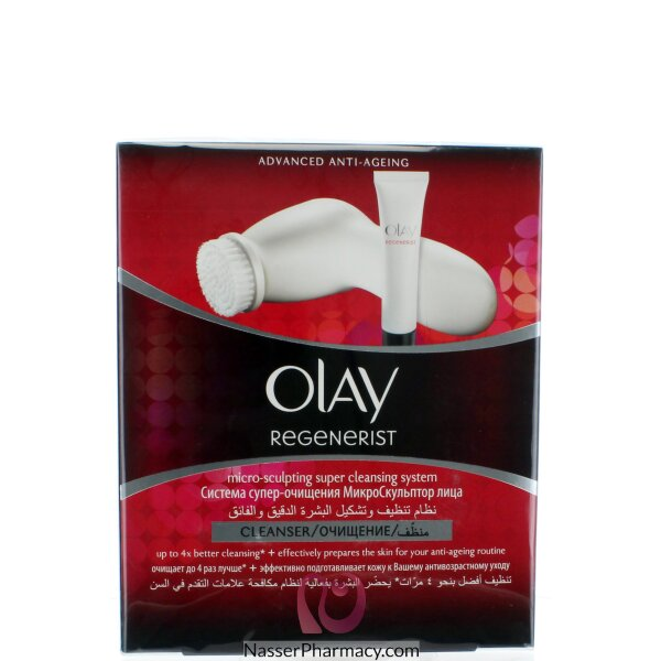 Olay Cleansing System 4*(device+cleanser)
