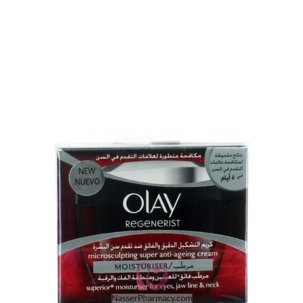 Olay Regen Micro-sculpt Anti Ageing Moisturizer Cream 50ml