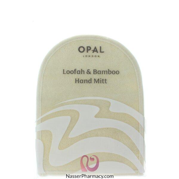 Opal Bamboo Hand Mitt Loofah