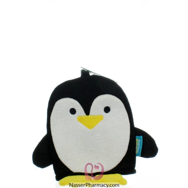 Opal Bath Mitt Penguin