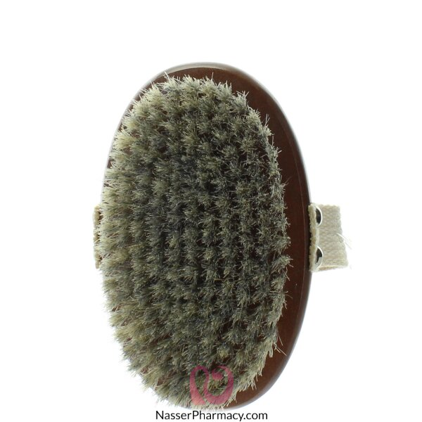 Opal Body Brush Small Dark Wood