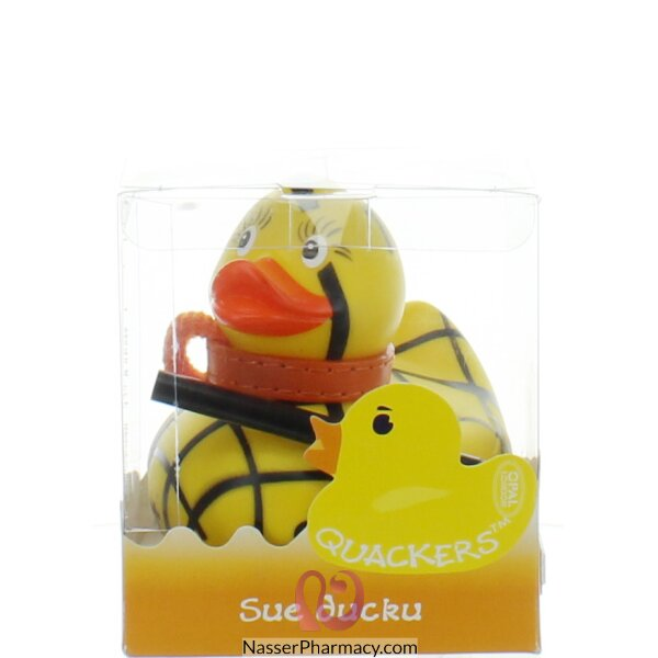 Opal Bud Bath Time Duck  Yellow