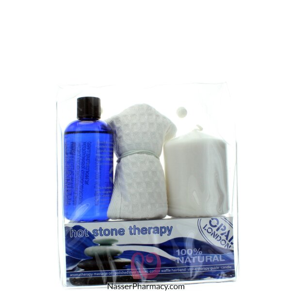 Opal Hot Stone Theraphy Kit