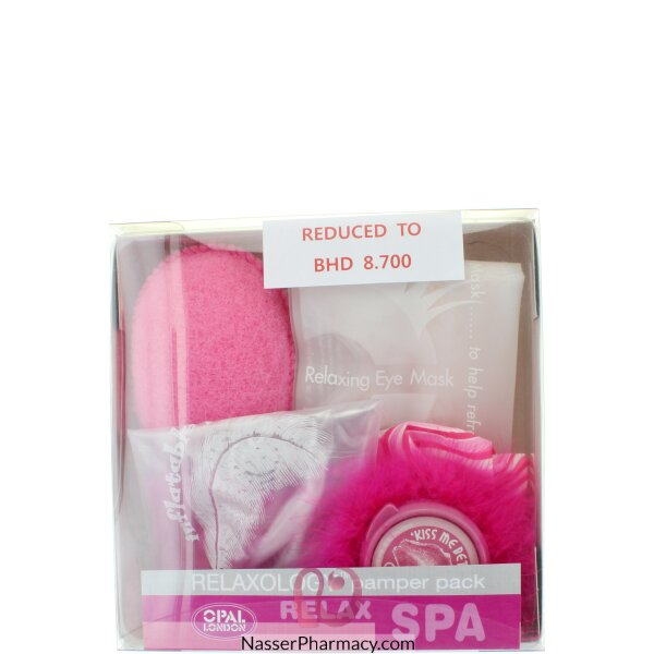 Opal Relaxology Pink Pamper Pack - 4099