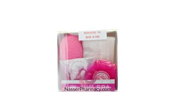 Buy OPAL RELAXOLOGY PINK PAMPER PACK - 4099 From Nasser ...