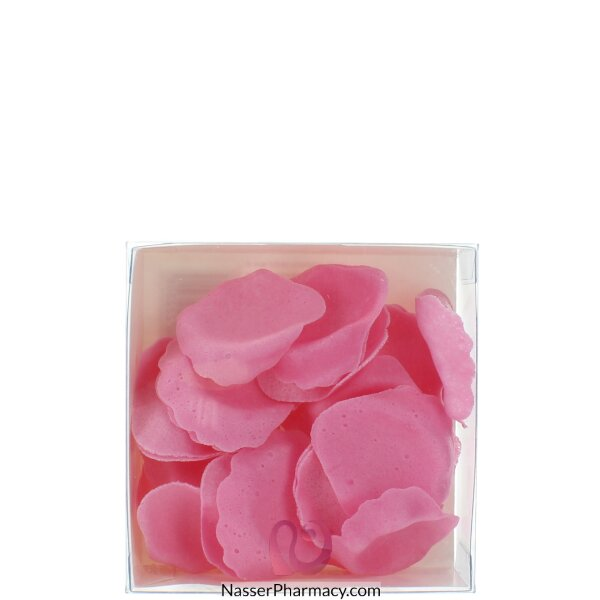 Opal Rose Petal Guest Soap - 30 Leaves