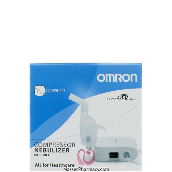 Omron Nebulizer Ne C803