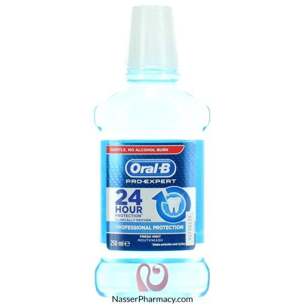 أورال بى  Oral-b   غسول فم برو اكسبرت بروفيشنال بروتيكشن 250 مل