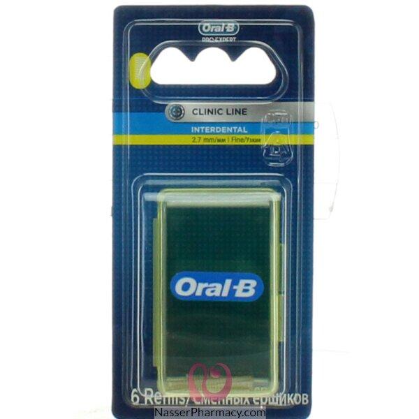 Oral B Pro-expert Clinic Line Interdental Refill