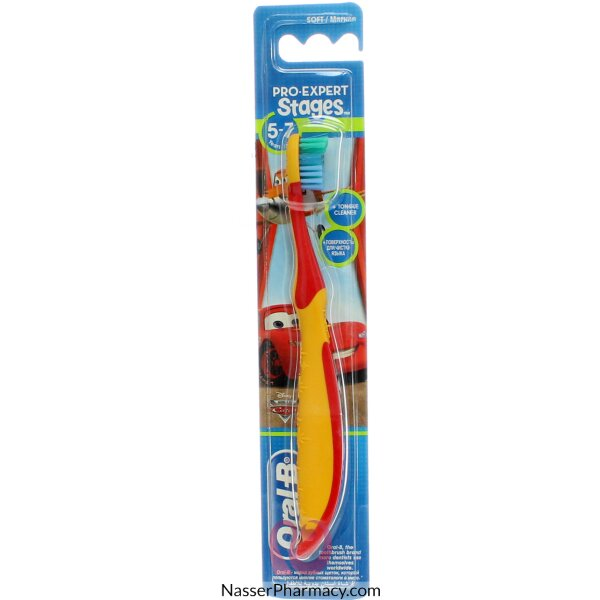 Oral B Tooth Brush Stages 3  (5-7years) Soft