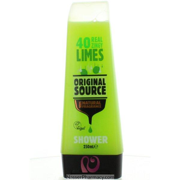 اورجينال سورس Original Source جل استحمام بأحماض الليمون 250 مل
