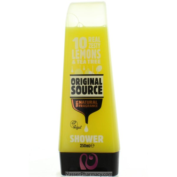 Orig Source Shower Lemon 25 250ml-16614