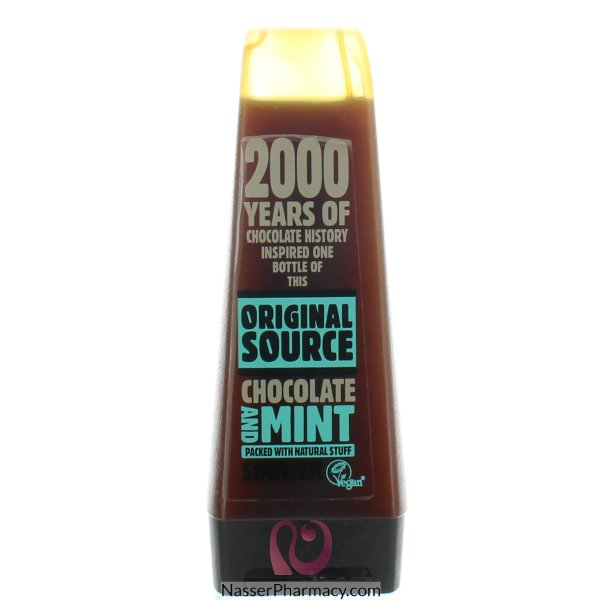 Original Source S/gel Chocolate 250ml-46224