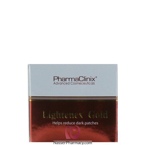فارماكلينيكس جولد(pharmaclinix) كريم تفتيح التصبغات العميق - 30مل