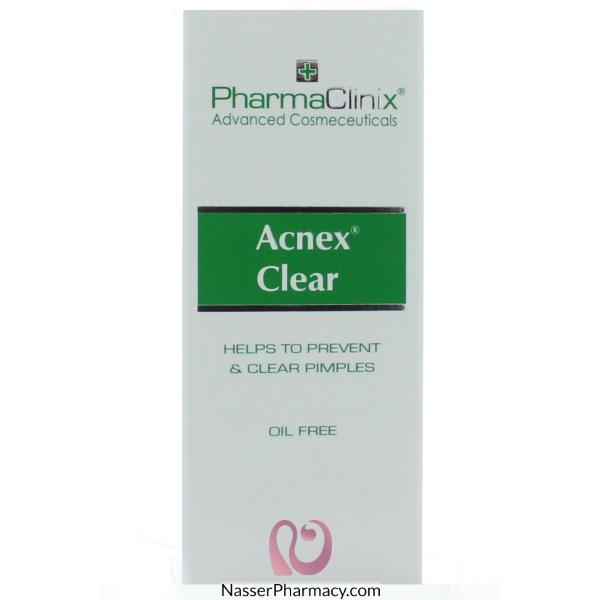 فارماكلينيكس كلير ( Pharmaclinix Acnex Clear)  كريم يمنع و يزيل البثور خال من الزيوت - 60 م