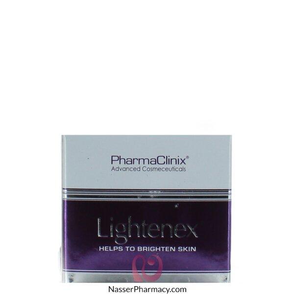 فارماكلينيكس (pharmaclinix Lightenex) كريم تفتيح البشرة - 50مل