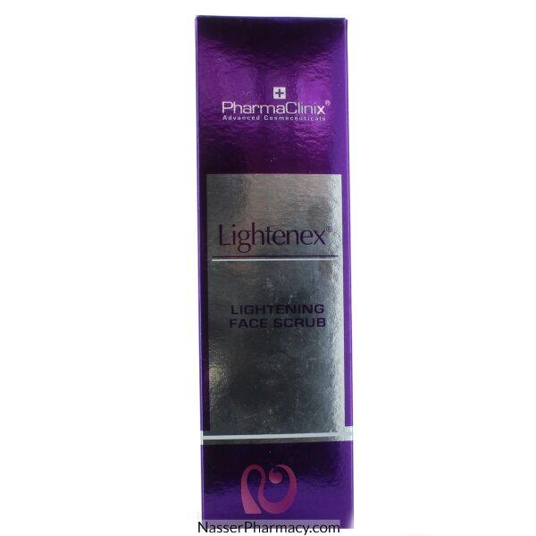 مقشر تفتيح الوجه - 250مل(pharmaclinix Lightenex) فارماكلينيكس