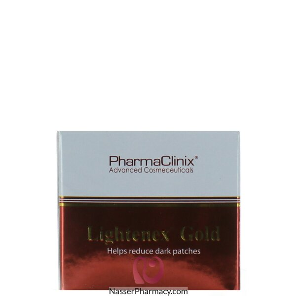 Pharmaclinix Lightenex Gold Deep Hyperpigmentation Cream -30ml
