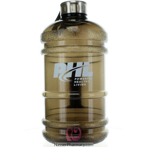 بي اتش ال Phl- زجاجة مياه أسود