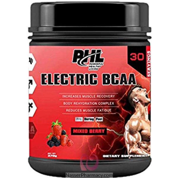 Phl Electric Bcaa Pro-series Powder