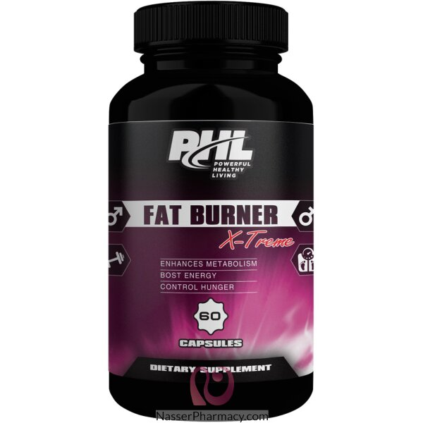 Phl Fat Burner 60 Cap