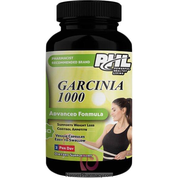 Phl Garcinia 1000 Plus 60 Capsules
