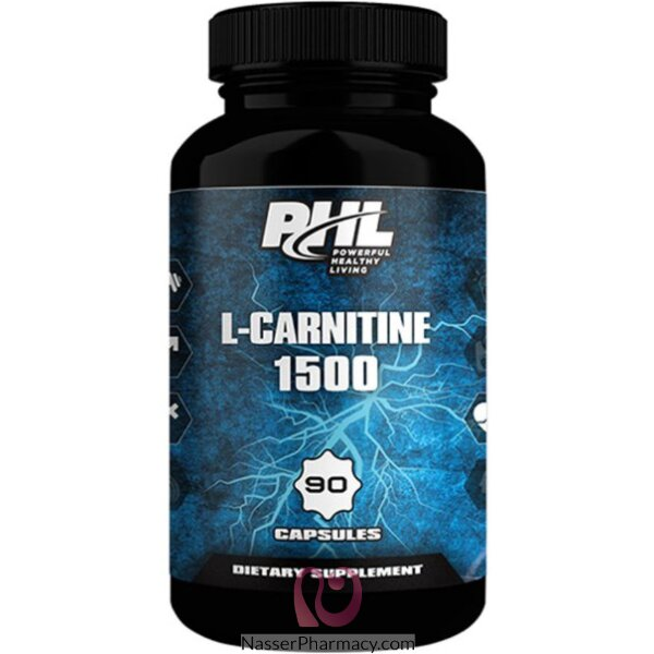 Phl L-carnitine 1500 90cap