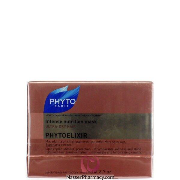 فايتو اليكسير  Phytoelixir ماسك الشعر للحماية المكثفة